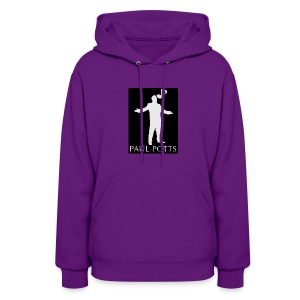 Paul Potts silhouette sweatshirt - Women's Hoodie