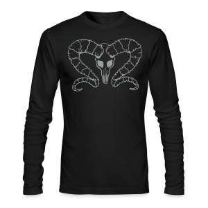 DEATH VALLEY LONG SLEEVE T-SHIRT - Men's Long Sleeve T-Shirt by Next Level