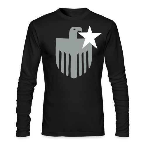 WAR BIRD LONG SLEEVE TSHIRT - Men's Long Sleeve T-Shirt by Next Level