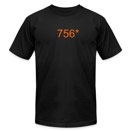 One for the records!! - Men's  Jersey T-Shirt