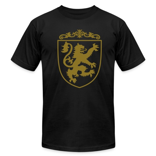 mens LEO tee - Men's  Jersey T-Shirt