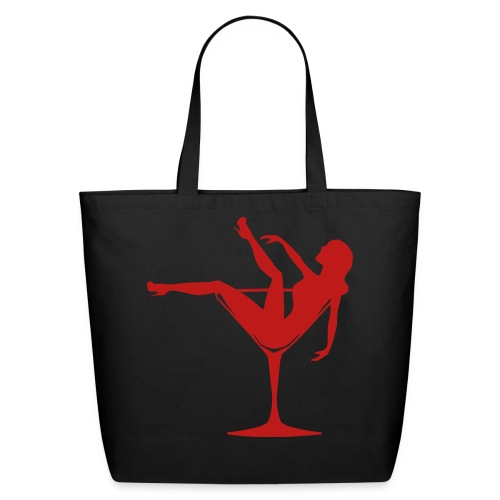 sexy tote - Eco-Friendly Cotton Tote