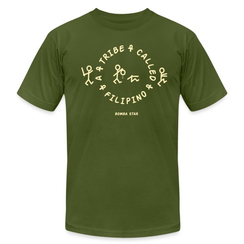 Bomba Star Tribe Called Filipino - Men's Fine Jersey T-Shirt