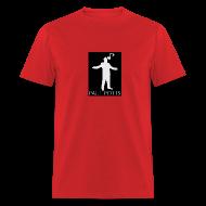 T-Shirts ~ Men's T-Shirt ~ Paul Potts silhouette T-Shirt