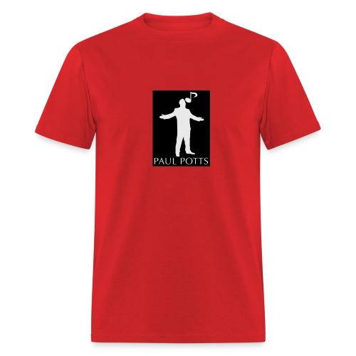 Paul Potts silhouette T-Shirt - Men's T-Shirt