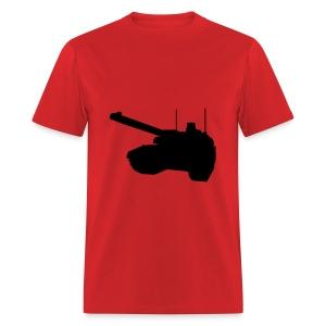 Black Tank - Men's T-Shirt