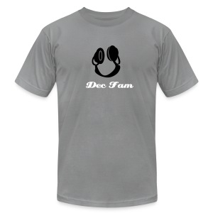 df headphones gray - Men's Fine Jersey T-Shirt