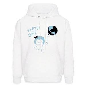 EARTH DAY - Men's Hoodie