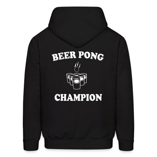 Beer Pong Champ - Men's Hoodie