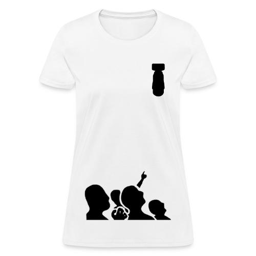 Hiroshima Girls - Women's T-Shirt