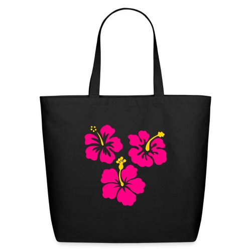 Flowers Delight - Eco-Friendly Cotton Tote