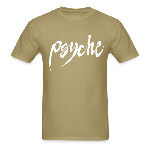 Psyche Army - Men's T-Shirt
