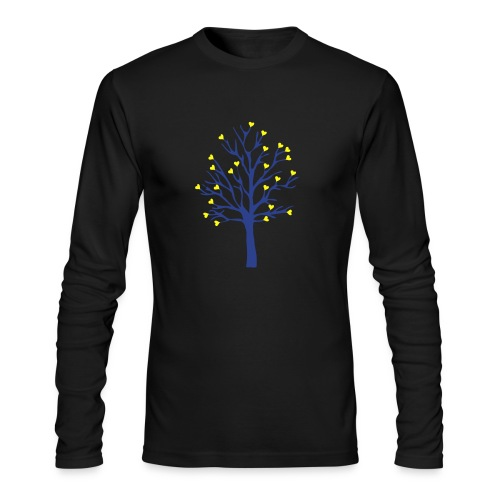 savetheearthseries - Men's Long Sleeve T-Shirt by Next Level