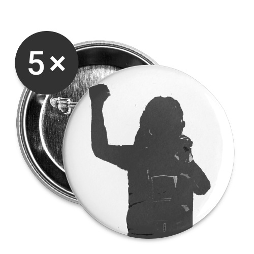 Buttons!!!!! - Buttons large 2.2'' (5-pack)