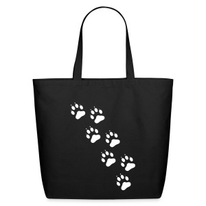 Paw Prints - Eco-Friendly Cotton Tote