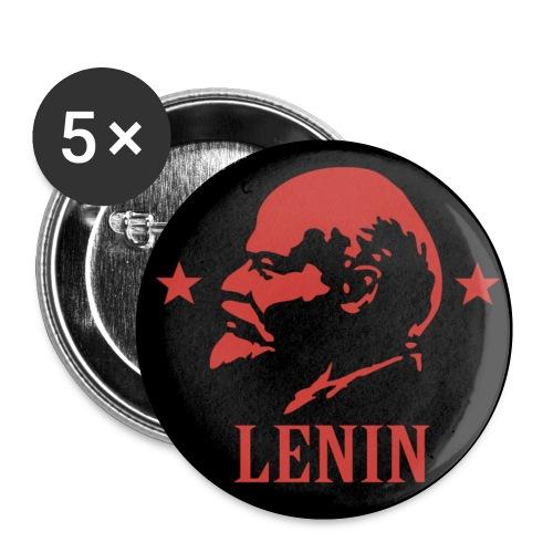 Vladimir Ilyich Lenin Buttons - Small Buttons