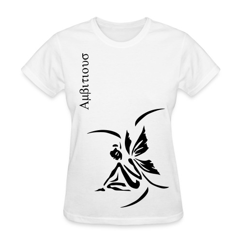 ambitious angel - Women's T-Shirt