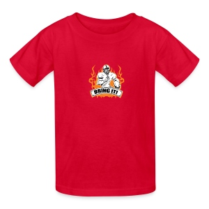 Red Bring It Tee - Kids' T-Shirt