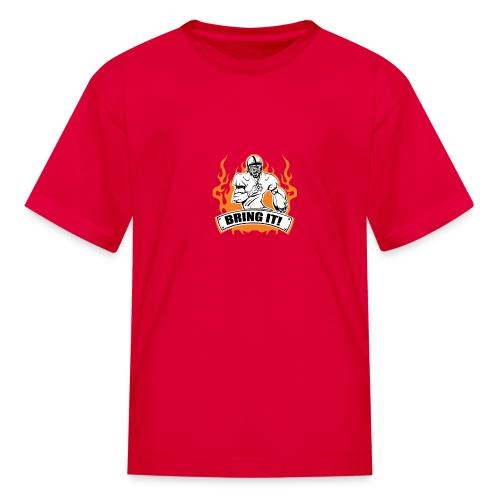 Red Bring It Tee - Kids' T-Shirt