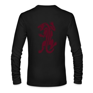 Tiger - Fitted Long Sleeve Tee - Men's Long Sleeve T-Shirt by Next Level