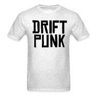 T-Shirts ~ Men's T-Shirt ~ Drift Punk Ash T-Shirt