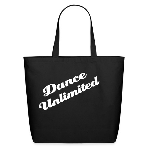 Dance Unlimited Tote - Eco-Friendly Cotton Tote
