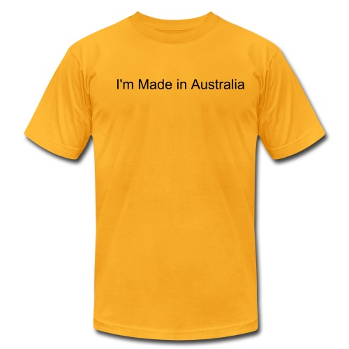 I'm Made in Australia - Men's Fine Jersey T-Shirt
