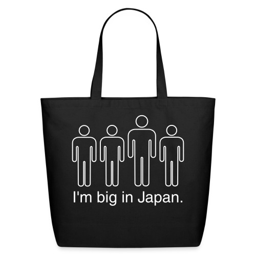 I'm Big in Japan Tote - Eco-Friendly Cotton Tote