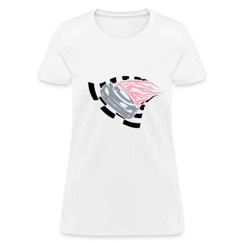 Blazing Racer - Light Weight T-Shirt - Women's T-Shirt