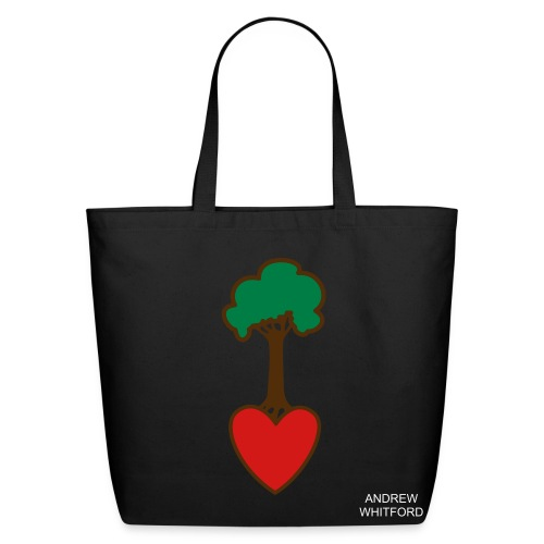women's tree-lover bag - Eco-Friendly Cotton Tote