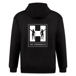 The Horrorist Mens Zipper Hoodie - Men's Zip Hoodie