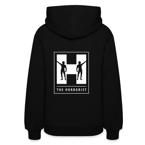 The Horrorist Womens Hooded Sweatshirt - Women's Hoodie
