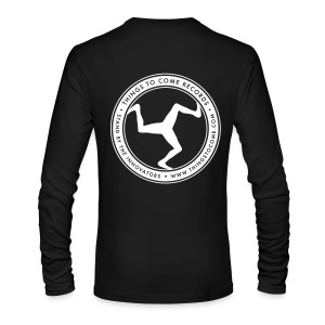 Things to Come form fitting Long Sleve - Men's Long Sleeve T-Shirt by Next Level