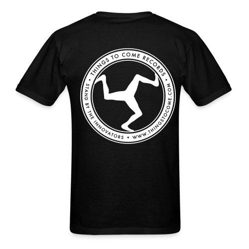 Things to Come Records T-Shirt - Men's T-Shirt