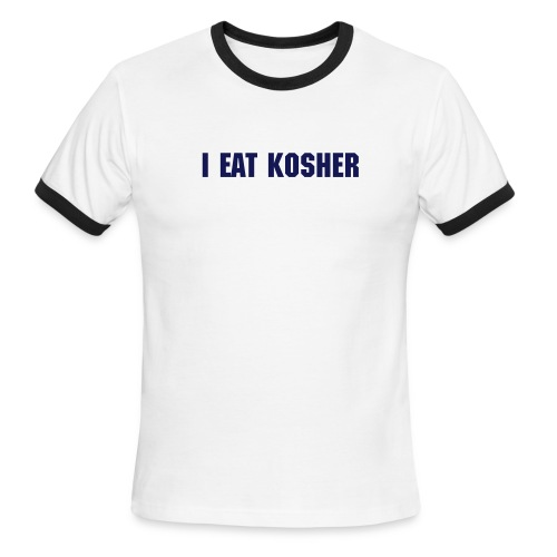 Kosher - Men's Ringer T-Shirt