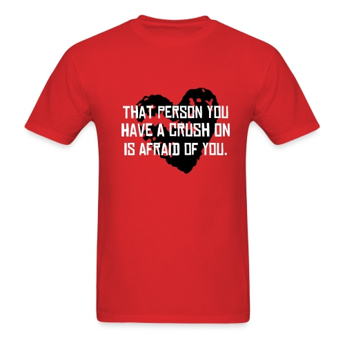 Men's T-Shirt - While wearing a part of my new aphorisms line get people inspired and thinking.
