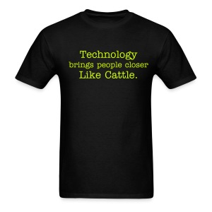 Cattle Prod - Men's T-Shirt