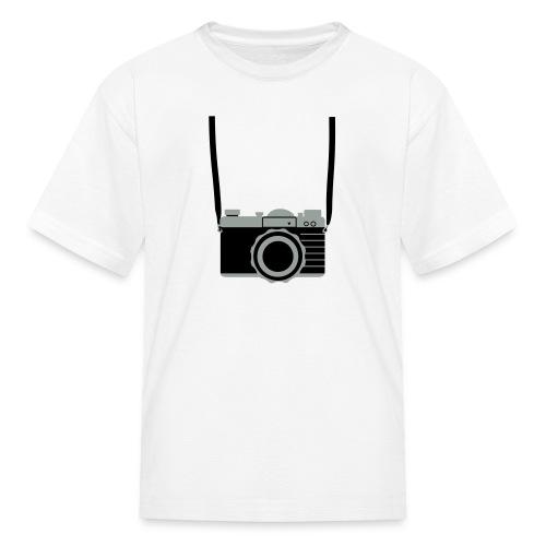 Camera - Kids' T-Shirt