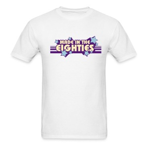 Its Eighties Baby - Men's T-Shirt