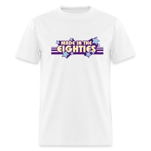 Its Eighties Baby - Men's T-Shirt