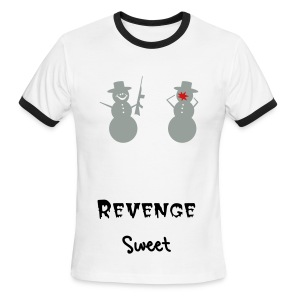REVENGE - Men's Ringer T-Shirt