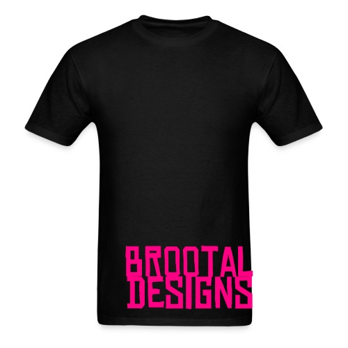 br00tal done simple - Men's T-Shirt