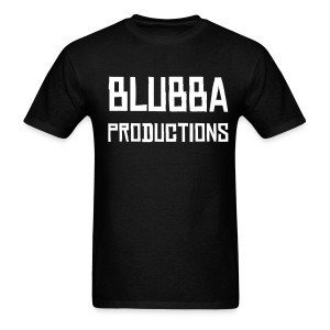 Mens Blubba Productions T-Shirt - Men's T-Shirt