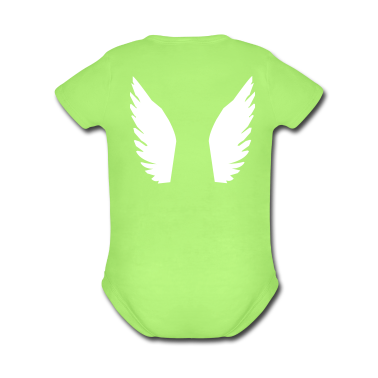Mint green Angel Kids & Baby