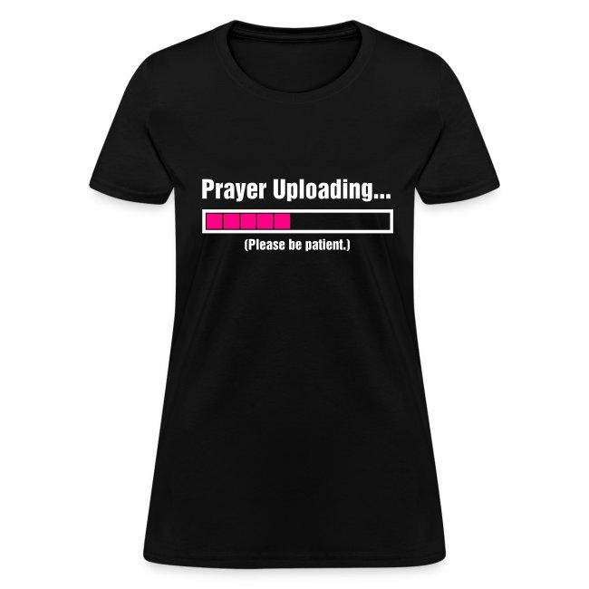 Prayer Uploading