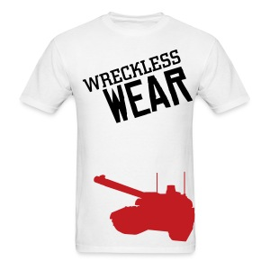 Wreckless Tanker - Men's T-Shirt