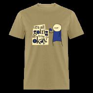 T-Shirts ~ Men's T-Shirt ~ IAG2BOK lightweight tee