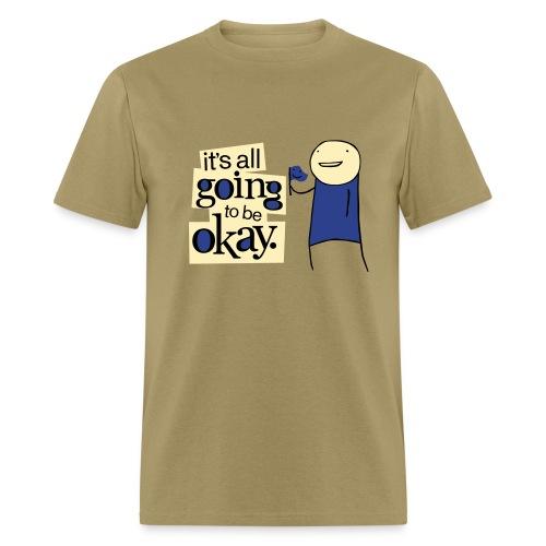 IAG2BOK lightweight tee - Men's T-Shirt