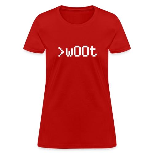 Woot - Women's T-Shirt