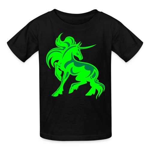 The Wild Unicorn – Children's T-Shirt - Kids' T-Shirt